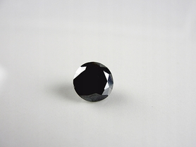 Moissanit czarny - 0.95ct - Aprillagem_pl - MMS272
