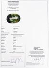 SZAFIR NATURALNY - 3,18 ct - CERTYFIKAT 280_1112 (2)
