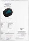 SZAFIR NATURALNY - 2,43 ct - CERTYFIKAT 318_1150 (2)