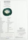 SZAFIR NATURALNY - 3,27 ct - CERTYFIKAT 320_1152 (2)