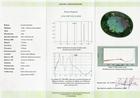 SZAFIR NATURALNY - 1,54 ct - CERTYFIKAT 1156_2907 (4)