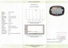 SZAFIR NATURALNY - 1,27 ct - CERTYFIKAT 169_3177 (4)
