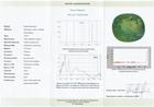 SZAFIR NATURALNY - 4,92 ct - CERTYFIKAT 109_3117 (4)