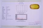 SZAFIR NATURALNY - 1,43ct - CERTYFIKAT 69_3077 (4)