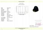 SZAFIR NATURALNY - 1,82 ct - CERTYFIKAT 696_3702 (4)