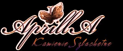 logo sklepu internetowego www.aprillagem.pl